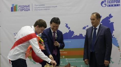 Президент ФИДЕ: Югра  - настоящая спортивная столица