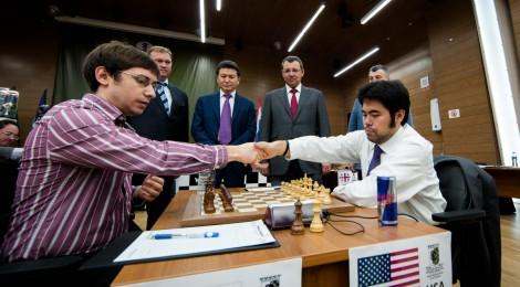 Khanty-Mansiysk Grand Prix: Fabiano Caruana and Hikaru Nakamura qualify for Candidates Tournament